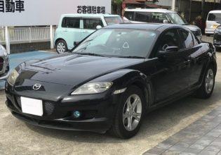 マツダ RX-8 ベースグレード2003年式¥398,000(総額¥498,000)