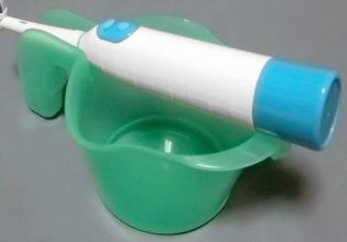 パラリンコップ 片手でカンタン歯磨き ¥1,980