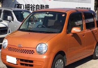 ダイハツ ムーヴラテ X2005年式¥188,000(総額¥248,000)