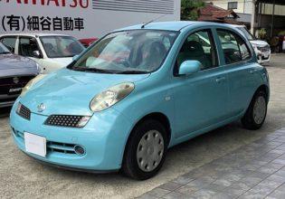 ニッサン マーチ 12S2005年式¥198,000(総額¥298,000)