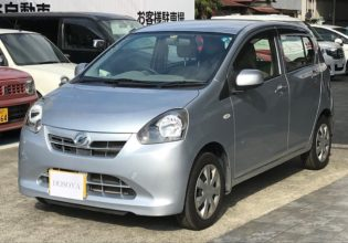 ダイハツ ミライースL2013年式¥248,000 成約済