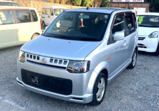 オッティ RX9.7万km 2007年式¥160,000(総額¥220,000)