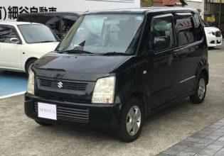 ワゴンR6.3万Km 2005年式¥98,000 成約済